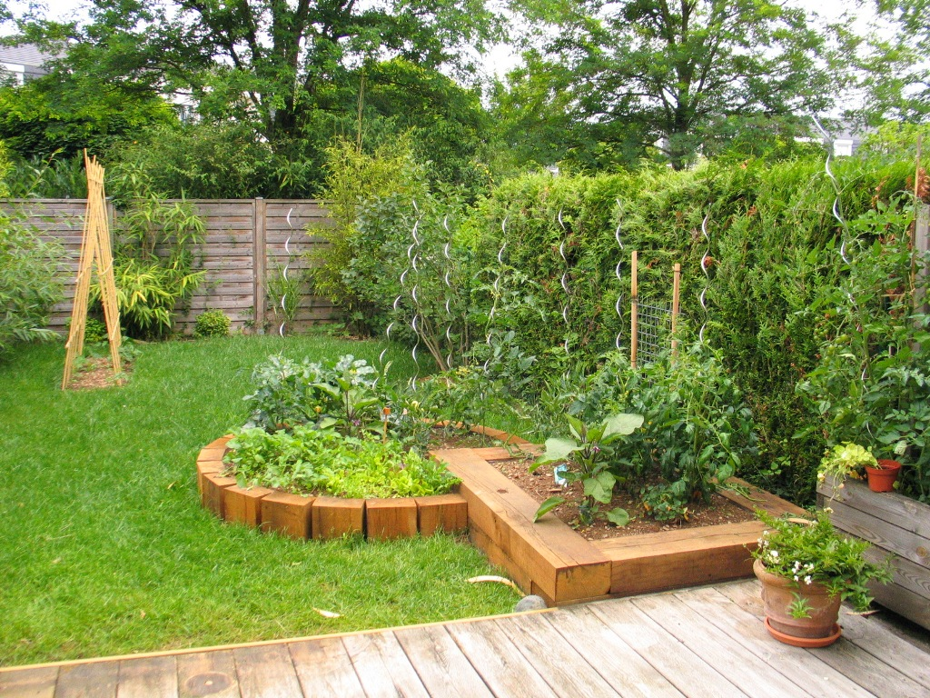 Le jardinage d un potager potager jardin potager jardin for Creation jardin potager